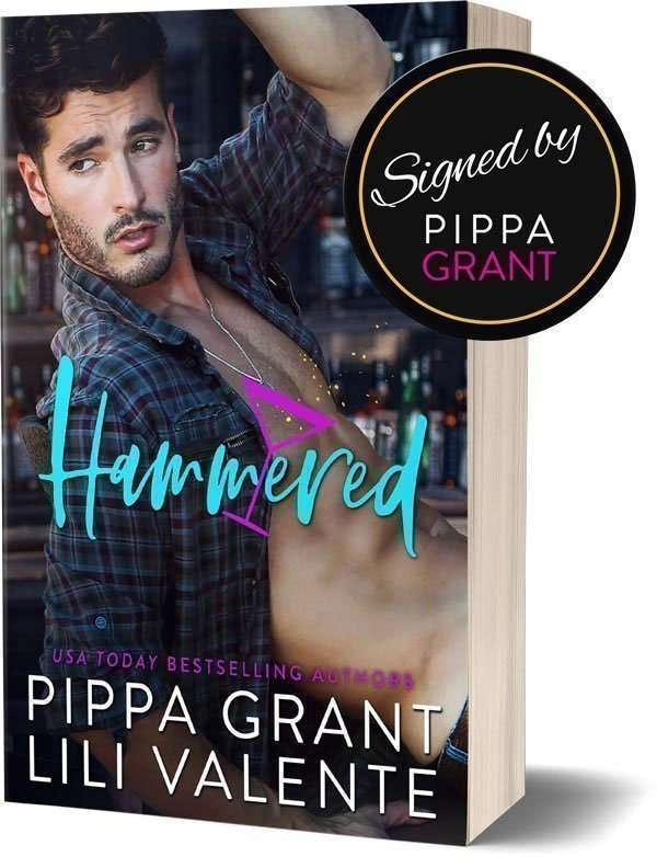 Hammered by Pippa Grant and Lili Valente