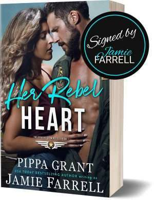 Her Rebel Heart by Jamie Farrell