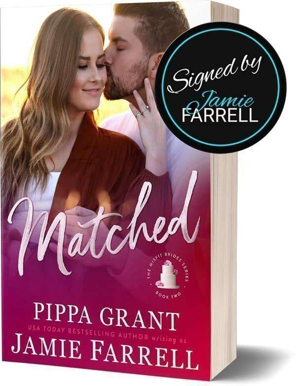 Matched by Jamie Farrell