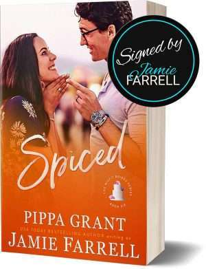 Spiced by Jamie Farrell