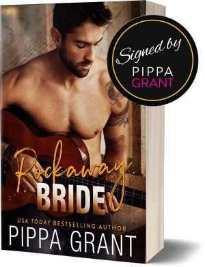 Rockaway Bride by Pippa Grant
