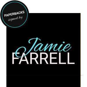 Jamie Farrell Signed Paperbacks (US Only)