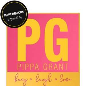 Pippa Grant Signed Paperbacks (US Only)