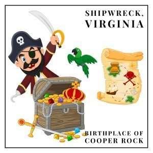 Shipwreck, VA